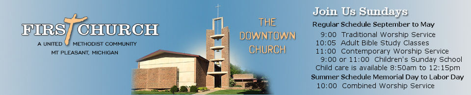 Mt Pleasant First Church Media | Our media page gives access