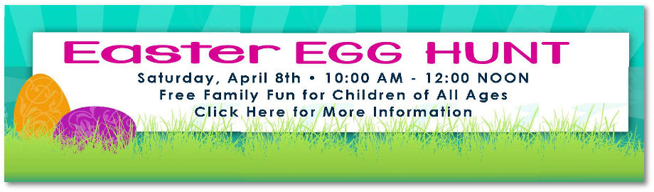 First Church Easter Egg Hunt